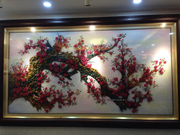 Giới thiệu về mỏ đá và nghề làm tranh đá quý Lục yên, Yên bái