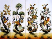 Hướng dẫn treo tranh trong nhà sao cho hợp phong thủy