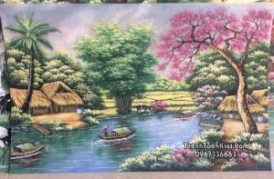 Miền quê sông nước